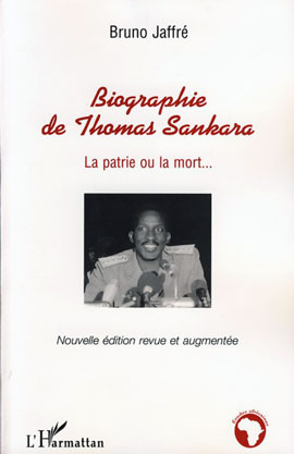 Biographie Thomas Sankara, Bruno Jaffré