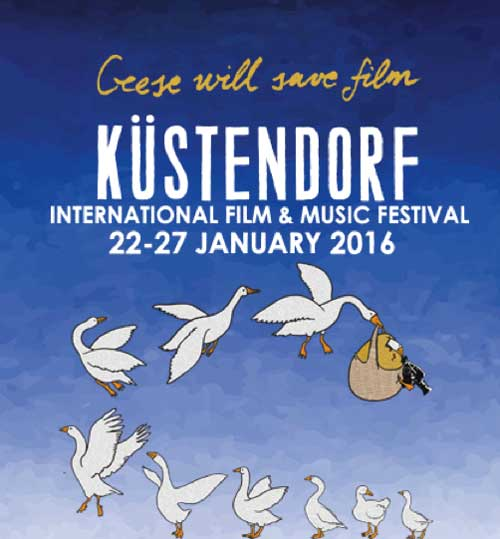 9th Küstendorf - International Film and Music Festival  Drvengrad, Serbia, 22 - 27 January 2016