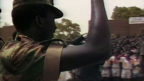Photos Capitaine Thomas Sankara